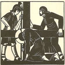 Eric Gill Stations of the Cross - Google Search