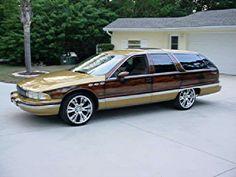 1993 Buick Roadmaster Wagon