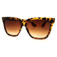 Celebrity Fashion Sunglasses Womens Square Designer Shades   eBay