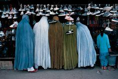 Steve McCurry - Kaboul, Afghanistan, 1992