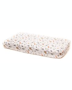 "A lullaby to sleep on. - 100% cotton muslin fitted crib sheet - standard size: 52"" x 28"" x 9"" - lightweight and breathable - softer with each wash - machine washable - original prints to fit your uniq"