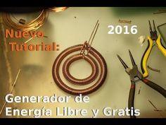 NUEVO : Generador de Energía Libre : Tutorial 2016 (el secreto mejor gua...