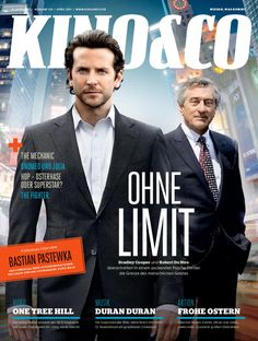 KINO&CO #123  Herausgeber: KINO&CO Media GmbH  Film des Monats: OHNE LIMIT