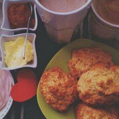 FOODLOVE | SCONES http://botaodoce.blogspot.pt/