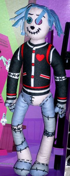 Monster High Boys - Papusi Monster High Monster High Boys, Jackson