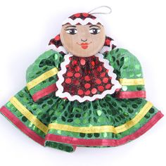 Bashkir-traditional-dressed-Doll-Pendant-Laysan