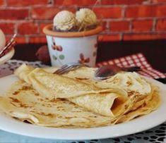 Heerlijke koolhydraatarme pannenkoeken als voedzaam diner! Door de havermout zit je snel vol en houd je lang een verzadigd gevoel. Bekijk het recept!
