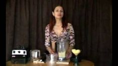 Raw Vegan Pina Colada Ice Cream Sorbet - Quick, easy, recipe w/ Vitamix blender Vitamix 5200, Vitamix Blender, Vitamix Recipes, Blender Recipes, Vegan Recipes, Vitamix Ice Cream, Non Dairy Ice Cream, Juicing For Health, Breakfast Smoothies