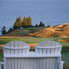 Arcadia golf course in Michigan. Golf here when staying at our family vacation rental home at http://beachrentals.mobi/vrp/unit/3178_Grebe