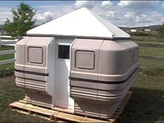 Teal Portable Shelter - http://designmydreamhome.com/teal-portable-shelter/ - %announce% - %authorname%