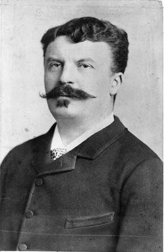 The Great Mustaches of French Decadent Writers. For lovers of books... and facial hair.