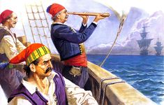 Greek Independence, Greek History, Greece, Battle, Religion, Painting Art, Character Portraits, Albania, Greece Country