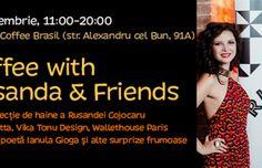 Rusanda Cojocaru – designerul din Bucureşti vine la Chişinău