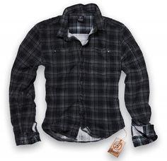 BRANDIT - Wire Shirt - Cable Shirt - Herren B-4001 - Karo Hemd - Holzfällerhemd - Top Qualität - PRIME VERSAND Freizeitbekleidung Brandit