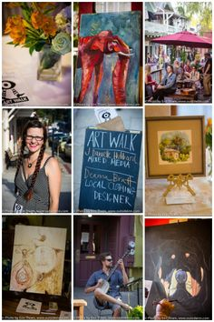 Nevada City First Friday Art Walk returns, Friday, June 6th, 5-10pm #NevadaCity, art, music and more, photos by Erin Thiem/Outside Inn
