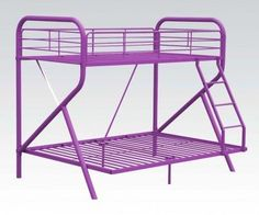 Acme Tracy Twin Over Full Bunk Bed Las Vegas Furniture Online | LasVegasFurnitureOnline | Lasvegasfurnitureonline.com