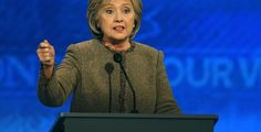 In Saturday night's democratic presidential debate, Hillary Clinton stated that ISIS is going to people showing videos of Donald Trump insulting Islam and Muslims to bolster recruiting.
