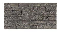 Texture Plus Panels - Stonewall - Gray - Standard