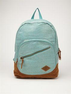 Roxy Backpack Roxy Backpacks, School Backpacks, School Purse, School Bags,  School Stuff ca3e0e6d6e
