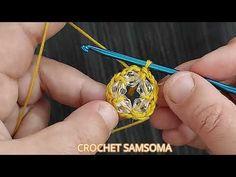 شاهدوا ماذا يمكنكم صنعه باستخدام الخرز مع فن الكروشيه / Crochet With Beads / crochet con perlas - YouTube Crochet Accessories, Diy Crochet, Class Ring, Crochet Earrings, Jewelry, Youtube, Crochet Flowers, Needlepoint, Beanies