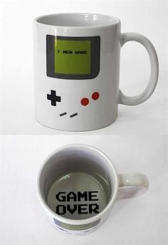 Epic Game Boy Mug!