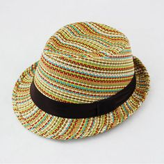 f473f73860e22 Children Fedoras Boys Girls Straw Sun Hat