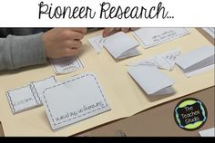 More informal research! Pioneer Life Part I