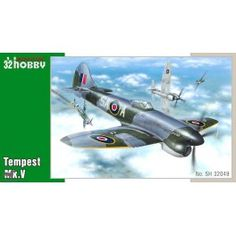 Maquette 1/32 - Hawker Tempest mk.V - Special Hobby
