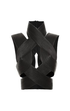 Corded Interlock Top by Dion Lee