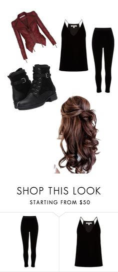 """""""Untitled #629"""" by megibson2005 on Polyvore featuring River Island, Elizabeth and James and Blondo"""