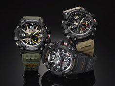 Introducing the Casio Mudmaster GG1000 Series - Watch Centre