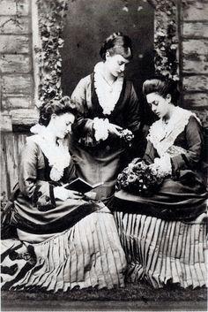 Victorian era - Liddell sisters