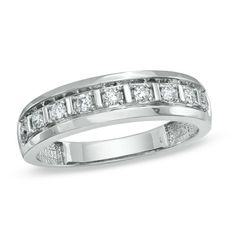 Such a beautiful promise or engagement ring for a man...AHEM *cough cough*