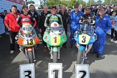 McGuinness Returns to the Mountain with Classic TT Senior Win