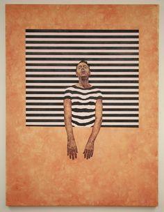 Rayures à la Jean Paul Gaultier, toujours tendance.