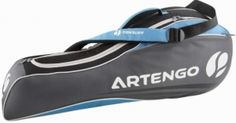 Artengo 700 Bag The 2 straps can be fastened to the bag with hook-and-loop straps.Handles and 2 straps with foam pads for better comfort on your back. Tennis Bag, Workout Accessories, Sport Outfits, Gym Bag, Rackets, Sports, Bags, Kit, Hs Sports