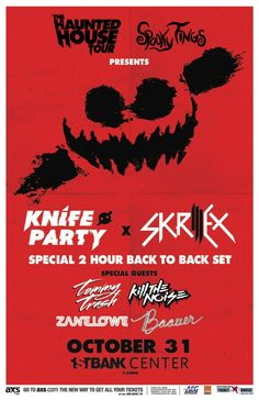 Knife Party This Friday!