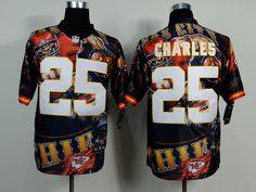 2014 Men s Nike NFL Kansas City Chiefs  25 Jamaal Charles Fanatic Fashion  Elite Jerseys 600d73843