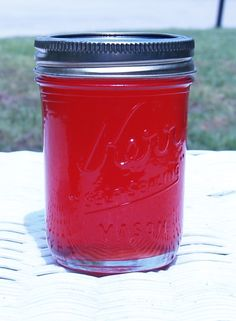 Candy Apple Jelly, turned out AWESOME.  Tastes like the inside of Apple pie without the apple chunks.