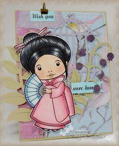 La-La Land Crafts Blog: Kimono Marci