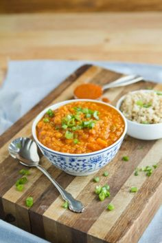 Coconut Curry Red Lentil Soup | Easy Cookbook Recipes, AMAZING SOUP