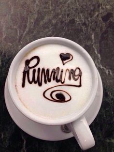 Should you use coffee or pre-workout supplements before running? Running Humor, Running Quotes, Running Motivation, Running Workouts, Daily Motivation, Motivation Quotes, Love Run, Just Run, Coffee Is Life