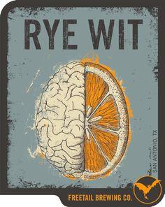 Freetail Rye Wit