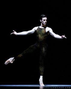 Cédric Ygnace, Dutch National Ballet