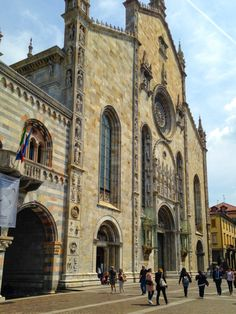 Catedral da cidade de Como.