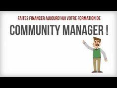 Faites financer aujourd'hui votre formation de Community Manager et Webmarketeur ! - YouTube
