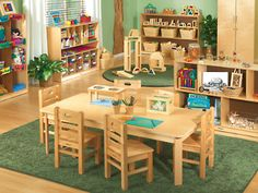 Birch Classroom Chairs at Lakeshore Learning Preschool Classroom Layout, Reggio Classroom, Preschool Rooms, Toddler Classroom, Classroom Setting, Classroom Design, Classroom Decor, Preschool Decor, Daycare Spaces