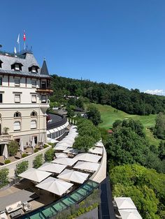 The Great Züri Escape: 24h im The Dolder Grand - Hey Pretty City Resort, Green Zone, Spa, Grand Hotel, Location, Environment, German, Relax, Mansions