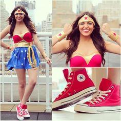 New #SPOOKBOOK video is up! DIY Wonder Woman Halloween costume + makeup http://www.youtube.com/watch?v=dcATRIhQ58E&feature=c4-overview&list=UUc6W7efUSkd9YYoxOnctlFg