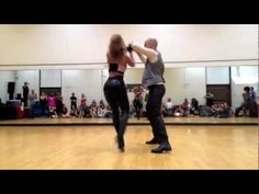 Ataca y La Alemana Promise bachata dance video..BEST BACHATA DANCE I'VE EVER SEEN--HANDS DOWN. AGH.. AB